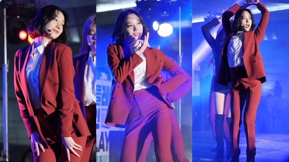191220 서울Light 겨울빛 콘서트 희나피아 민경 직캠 by 스피넬