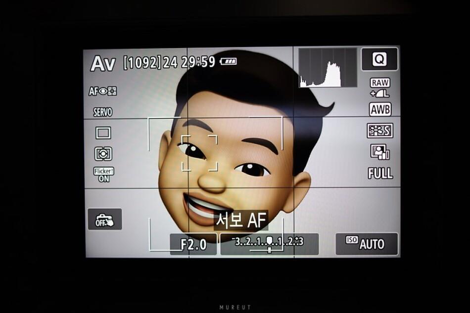 캐논 EOS R 펌웨어 버전 1.2.0 업데이트로 추가된 내용