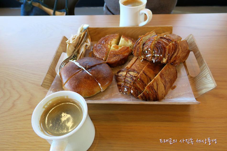 [강촌 맛집] 베이커리 카페, 제빵소덤 강촌점