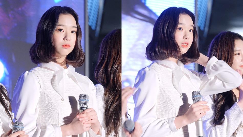 191220 서울Light 겨울빛 콘서트 버스터즈 예서 지수 채연 직캠 by 스피넬