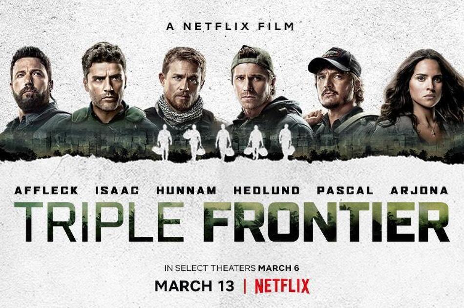트리플 프론티어 (Triple Frontier, 2019)