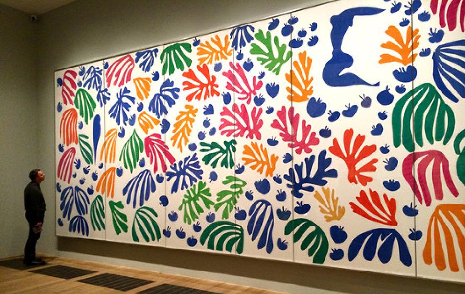 순수를 위하여 : 앙리 마티스(Henri Matisse)