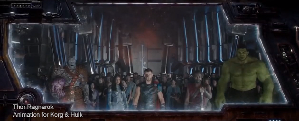 [Showreel]Anthony McGrath Film Animation Reel 2019과  Thanos vs Hulk project