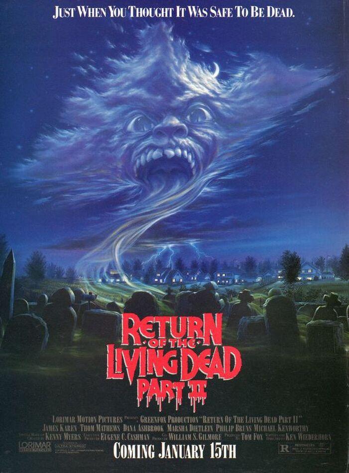 바탈리언 2(Return.of.the.Living.Dead.Part.II.1988)